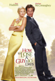 How to Lose a Guy in 10 Days DVD Release Date