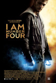 I Am Number Four DVD Release Date