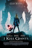I Kill Giants DVD Release Date