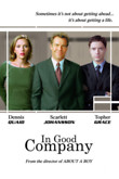 In Good Company DVD Release Date