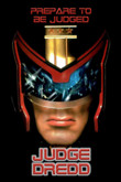 Judge Dredd DVD Release Date