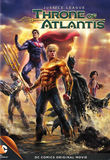Justice League: Throne of Atlantis DVD Release Date
