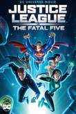 Justice League vs. The Fatal Five DVD Release Date