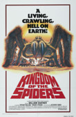 Kingdom of the Spiders DVD Release Date