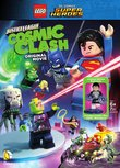Lego DC Comics Super Heroes: Justice League - Cosmic Clash DVD Release Date