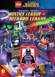 Lego DC Comics Super Heroes: Justice League vs. Bizarro League DVD Release Date