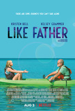 Like Father DVD Release Date