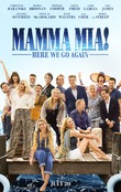 Mamma Mia! Here We Go Again [Blu-ray] DVD Release Date