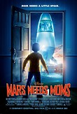 Mars Needs Moms DVD Release Date