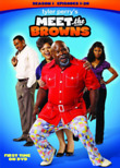 Tyler Perry's Meet The Browns: Season 7 DVD Release Date
