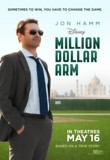 Million Dollar Arm DVD Release Date