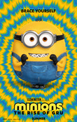 Minions: The Rise of Gru DVD Release Date