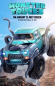 Monster Trucks DVD Release Date