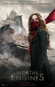Mortal Engines [Blu-ray] DVD Release Date