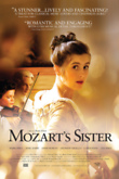 Mozart's Sister DVD Release Date