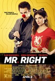 Mr. Right DVD Release Date