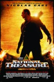 National Treasure DVD Release Date