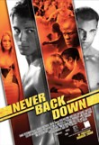 Never Back Down DVD Release Date