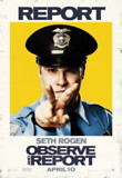 Observe and Report DVD Release Date