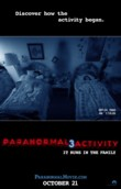 Paranormal Activity 3 DVD Release Date