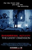 Paranormal Activity 5 The Ghost Dimension DVD Release Date