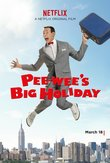Pee-wee's Big Holiday DVD Release Date