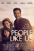 People Like Us DVD Release Date