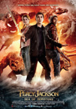 Percy Jackson: Sea of Monsters DVD Release Date