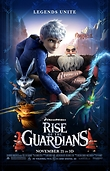 Rise of the Guardians DVD Release Date