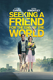 Seeking a Friend for the End of the World DVD Release Date