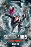 Sharknado 5: Global Swarming DVD Release Date