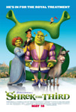 Shrek the Third DVD Release Date