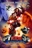 Spy Kids 3-D: Game Over DVD Release Date