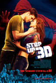Step Up 3D DVD Release Date