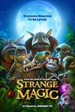 Strange Magic DVD Release Date