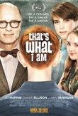 That's What I Am DVD Release Date