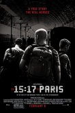 The 15:17 to Paris DVD Release Date