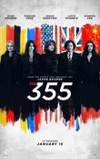 The 355 DVD Release Date