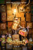 The Boxtrolls DVD Release Date