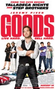 The Goods: Live Hard, Sell Hard DVD Release Date