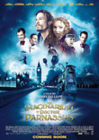 The Imaginarium of Doctor Parnassus DVD Release Date