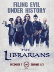 Librarians, the - Season 03 DVD Release Date