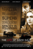 The Life of David Gale DVD Release Date