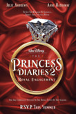 The Princess Diaries 2: Royal Engagement DVD Release Date
