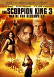 The Scorpion King 3: Battle for Redemption DVD Release Date