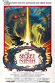 The Secret of NIMH DVD Release Date