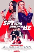 SPY WHO DUMPED ME [Blu-ray] DVD Release Date