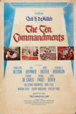 The Ten Commandments DVD Release Date