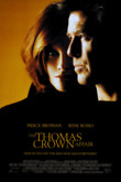 The Thomas Crown Affair DVD Release Date