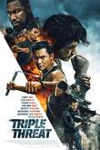 Triple Threat DVD Release Date
